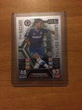 MATCH ATTAX 2013/14 EDEN HAZARD SILVER LIMITED EDITION LE1S VERY RARE MINT