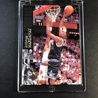 ANFERNEE HARDAWAY 1993 UPPER DECK SE #51 ELECTRIC COURT PARALLEL ROOKIE RC NBA