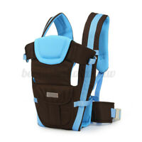 Newborn Infant Baby Carrier Backpack Breathable Ergonomic Adjustable Wrap   AU