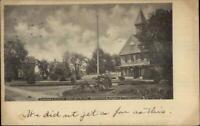 Middletown CT Industrial Grounds c1905 Postcard