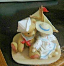 Cherished Teddies Figurine - Zachary - Yesterday'S Memories Are Today'S Treasure