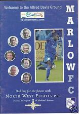 MARLOW V TAUNTON TOWN SOUTHERN LGE DIVISION 1 WESTERN   23/4/2005
