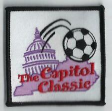 "USA  Capitol Classic Soccer 3""  Sewn On Patch"