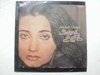 SALMA AGHA JALWA E GHAZAL 1983 RARE LP RECORD Orig vinyl india hindi GHAZAL EX