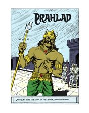 Prahlad A Tale Of Devotion From The Bhagawat Purana Comic Book Children's Kids