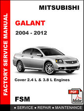 automotive pdf manual ebay stores rh ebay com mitsubishi galant 2009 user manual mitsubishi galant 2009 user manual