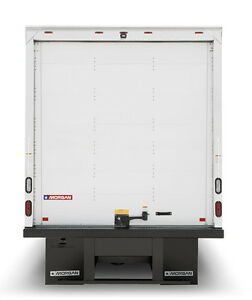 "Whiting Truck Overhead Door OEM Universal Spec 90"" x 90"" Morgan Supreme Trailer"
