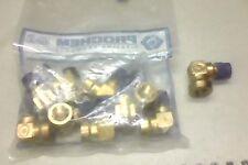 Bag X 10 HOKE Precision Pipe Fitting 4SLP Female to Male NPT Elbow 2900PSI