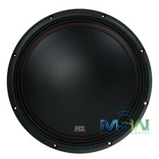 "NEW MTX 3512-02 12"" 35-Series SINGLE 2-OHM CAR AUDIO STEREO SUB SUBWOOFER 351202"