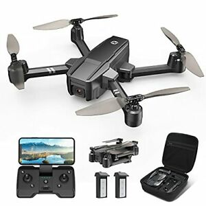 Holy Stone HS440 Foldable FPV Drone with 1080P WiFi Camera for Adults and Kid...