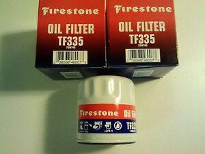 New Firestone TF335 Engine Oil Filter Quantity of 3