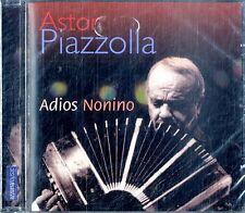 ASTOR PIAZZOLLA Adios Nonino CD Nuovo Sigillato