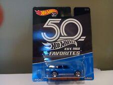 Hot Wheels 50th Anniversary Favorites '71 Datsun Bluebird 510 Wagon sg7