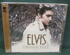 Elvis Presley Christmas Peace 2 CD Set Rare 2003 BMG 40 Tracks