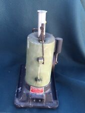 1940's D. K. Machine Products Wobbler Steam Engine / Working