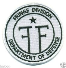FRINGE DIVISION TV SHOW WHITE PATCH - FRNG2