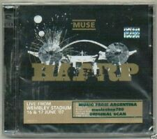 CD + DVD MUSE HAARP LIVE WEMBLEY SEALED 2008 H.A.A.R.P.
