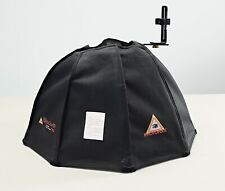 White Photoflex 5 Medium OctoDome Softbox for Strobe and Hot Lights