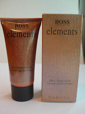 Hugo Boss Elements for Men After Shave Balm 75 mL (2.5 OZ) Neu