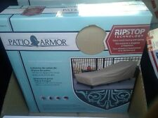 """New ! Patio Armor Chaise Lounge Cover, 76"""" L X 28"""" W 30"""" Patio furniture covers"""
