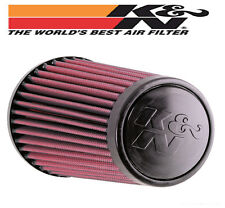 New K&N TAPPERED AIR POD FILTER 4 inch x 9 inch