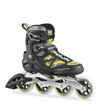 Rollers et patins noirs Rollerblade pour Homme