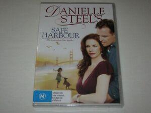 Danielle Steele's Safe Harbour - Brand New & Sealed - Region 4 - DVD
