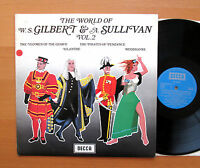 SPA 29 The World Of Gilbert & Sullivan Vol. 2 Decca Stereo EXCELLENT