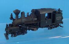 RS-110 On3/On30/On2 BRASS AUSTRALIAN LOCOMOTIVE CO. 25 TON CLASS B CLIMAX LOOK!