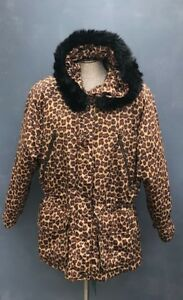 GALLERY FOR SAKS FIFTH AVENUE DUCK-DOWN DRAW-STRING HOODED COAT-SMALL