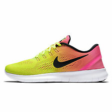 MENS NIKE FREE RN OC SHOES SIZE 15 multi color 844629 999