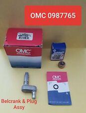 OMC Evinrude Johnson OEM 0987765 987765 Belcrank & Plug Assy