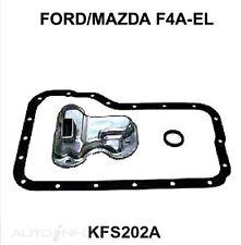 Auto Transmission Filter Kit MAZDA 121 B3  4 Cyl SPFI DB 90-97  (Jatco F4A-EL