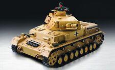 Heng Long RC Panzer Kampfwagen IV Ausf. F-1, 1:16, Metallgetriebe, Rauch, Sound