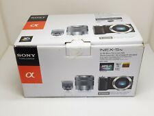Boxed Sony Alpha NEX-5N 16.1MP Digital Camera - Black (Body Only)