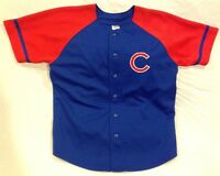 Chicago Cubs Mark Prior #22 MLB Baseball Jersey Youth Large 14/16 Kid Athlete