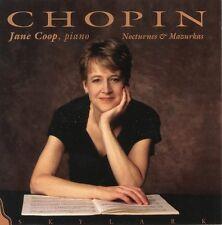 Chopin / Jane Coop - Nocturnes & Mazurkas [New CD]