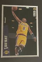 Kobe Bryant RC ROOKIE #267 HOF FRAME w/6 Cards w/ ROOKIE CARD COA MAMBA Lakers