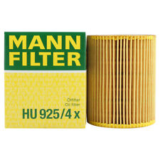 Fits For BMW Oil Filter Original MANN HU 925/4 X Engine Oil Filter