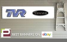 TVR TUSCAN Officina/garage Banner, sei velocità, v8, v6