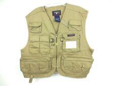 Vtg COLEMAN OUTDOORS Fishing Hunting Photography Vest Men's XL