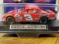 Dale Earnhardt Sr Diecast 1/43 Coca Cola 1998 Monte Carlo Winners Circle NEW