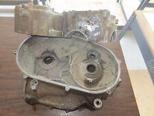 2002 Kawasaki Prairie 650 4x4 ATV Empty Pair Crank Cases (196/23)