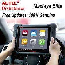 Autel MaxiSYS Elite J2534 Key ECU Programming Diagnostic Scanner Better MS908P