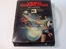 !!! INTERTON VC 4000 Cassette 3 Ballspiele OVP, gebraucht aber GUT !!!