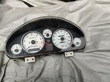 MAZDA MX5 MK1 Strumento Cluster orologi con ghiere di Lockwood