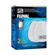 Fluval FX Fine Vacuum Bag 2 Pack