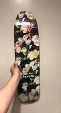 Supreme Power Corruption Lies PCL Floral Cruiser Skateboard Deck SS13