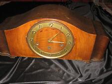 Tisch-Schrank-Kamin-Uhr Westminsterschlag Schwarzwälder läuft u. schlägt