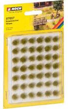 NOCH Meadow Grass Tufts Mini Set 6mm (42) HO Gauge Scenics 07037